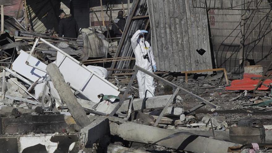 Permanecen inciertas la cifra de víctimas y causas de explosiones en México