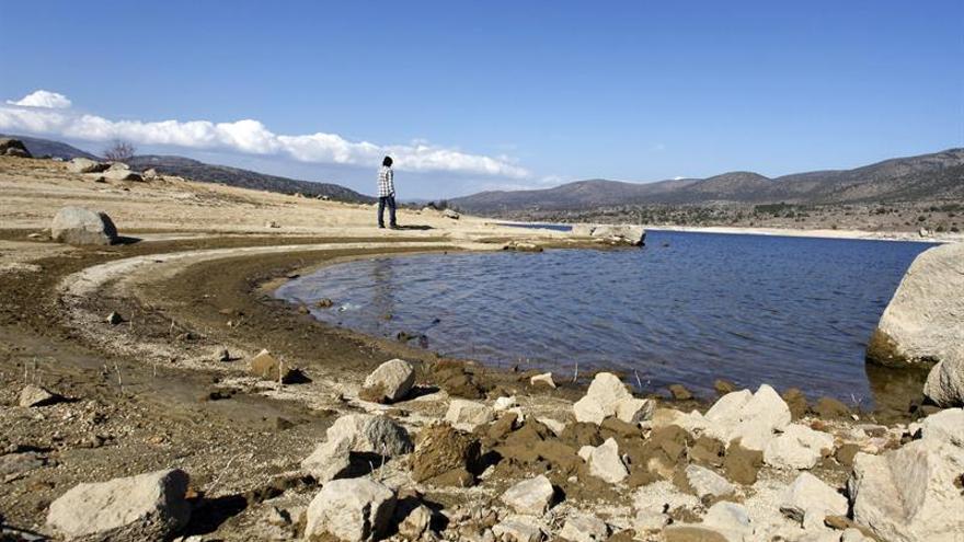 Las reservas de agua aumentan un 0,1 % en la última semana