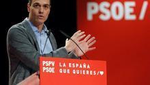 El PSOE promete subir las pensiones con el IPC y recuperar una ayuda para la emancipación de los jóvenes