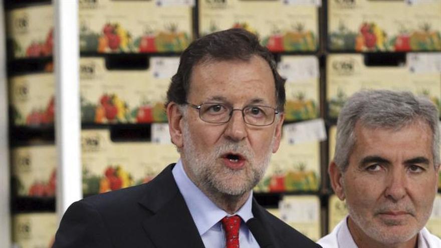 """Rajoy: """"Nunca iré a una sesión de investidura sin los votos para ganarla"""""""