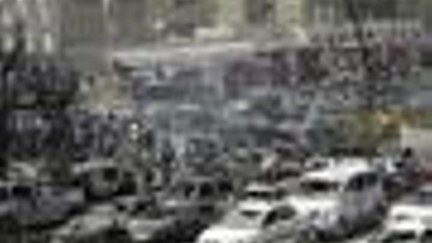 Al menos 8 muertos en un atentado con bicicleta bomba en Bagdad