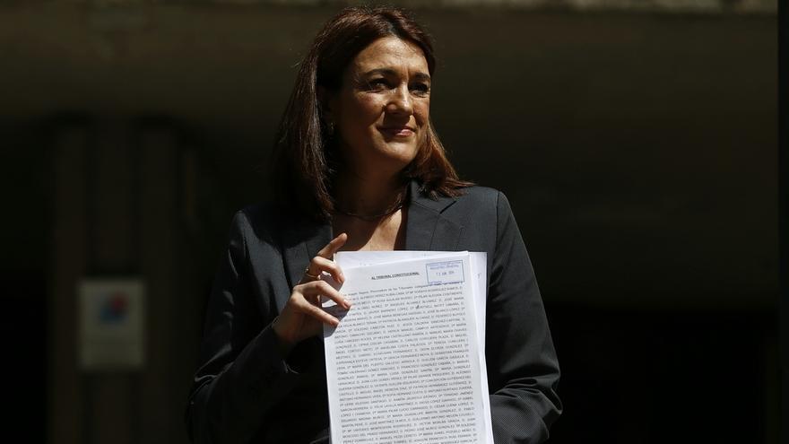 El PSOE expedienta a la diputada que rompió la disciplina de voto en la iniciativa de Ciudadanos sobre Cataluña