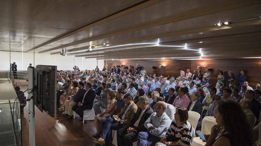 Dia Extremadura Asamblea alcaldes Pacto Ferrocarril
