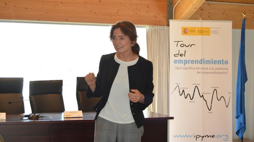 """La exdirectora de Google España recomienda a los emprendedores """"ganas y ambición por cambiar el mundo"""""""