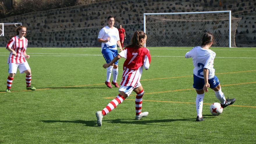 Con este Tenerife-Ravelo finaliza la primera vuelta de la competición.