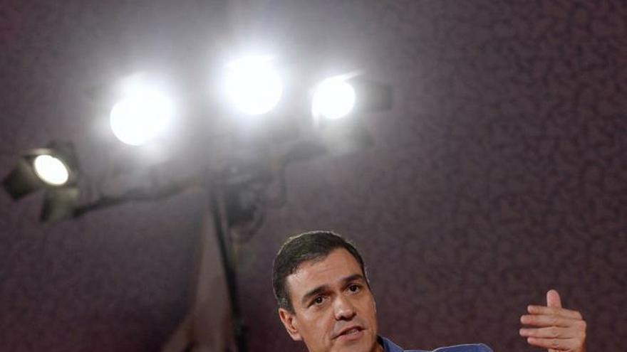 """Sánchez: """"La exhumación del dictador es una gran victoria de la democracia"""""""