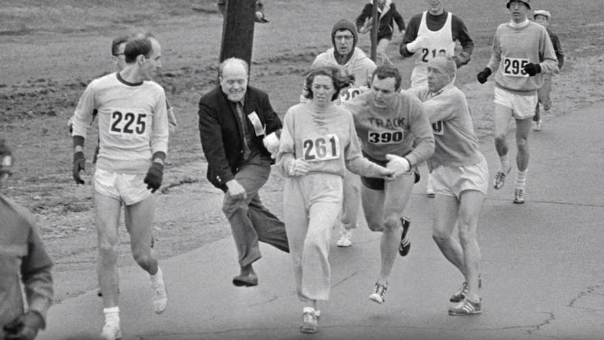 Maratón de Boston 1967