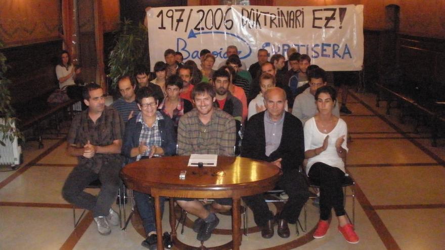 """Herrira pospone la marcha de Oñati a Teixeiro por el preso Alberto Plazaola para evitar """"un escenario de confrontación"""""""