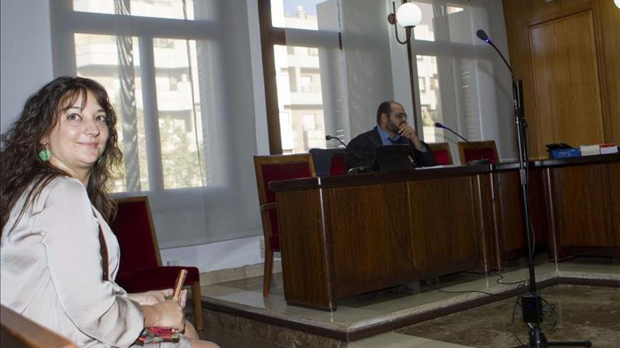 La líder de CCOO-Baleares, condenada pagar 4.000 euros por coacciones y daños