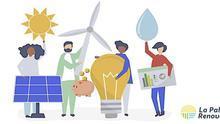 La Palma Renovable impulsa un cambio de modelo energético.