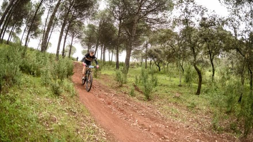 Andalucia Bike Race, primera etapa.
