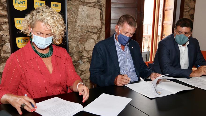 La Asociación de Empresarios de Alojamientos Turísticos ofrecerá asesoría jurídica a las empresas más golpeadas por la pandemia