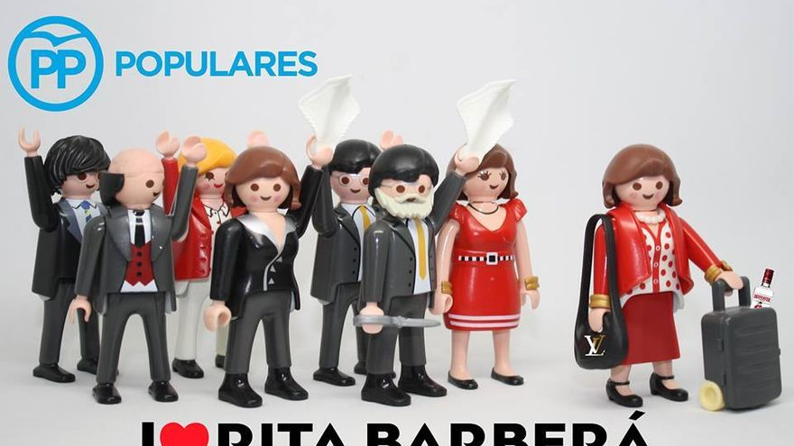 I love Rita Barberá
