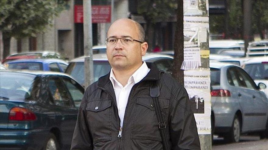 Alfredo De Miguel es el principal imputado en una trama que involucra a otras 25 personas.