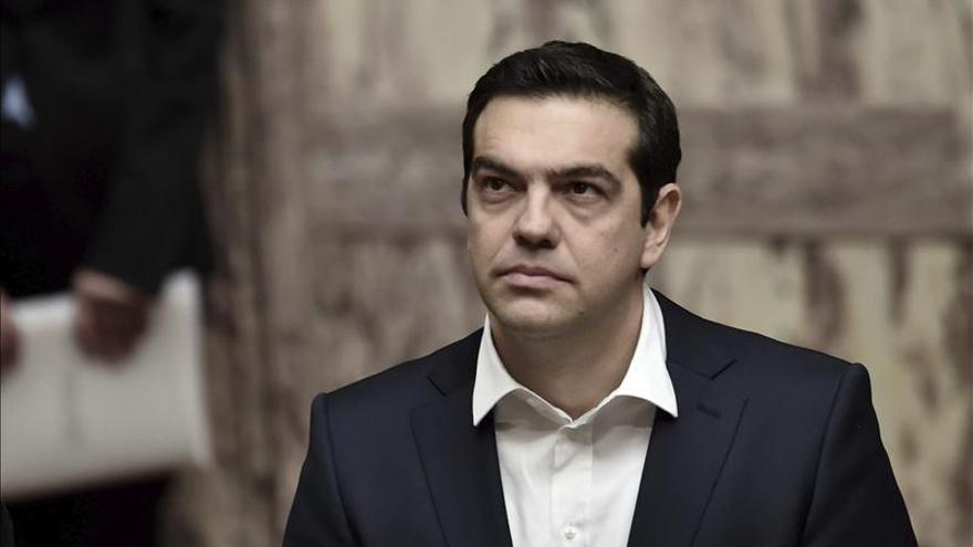 Tsipras se reunirá con Putin el 8 de abril en Moscú