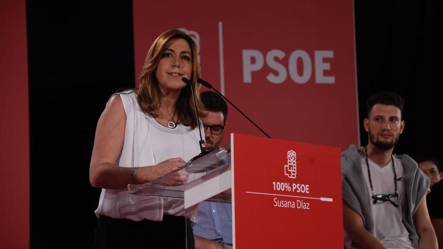 El grupo de apoyo a Susana Díaz en Asturias supera los 1.500 avales para su candidatura