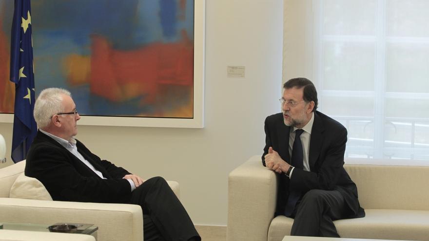 Cayo Lara quiere que Rajoy aclare en el Congreso si cree más urgente un pacto antiyidahista que uno contra la pobreza