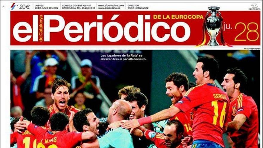 De las portadas del día (28/06/2012) #10