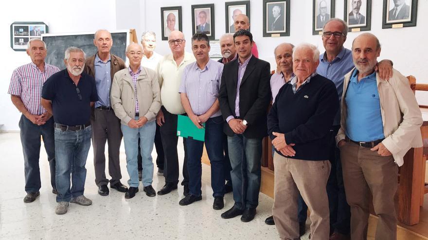 Reunión de Narvay Quintero en Ingenio