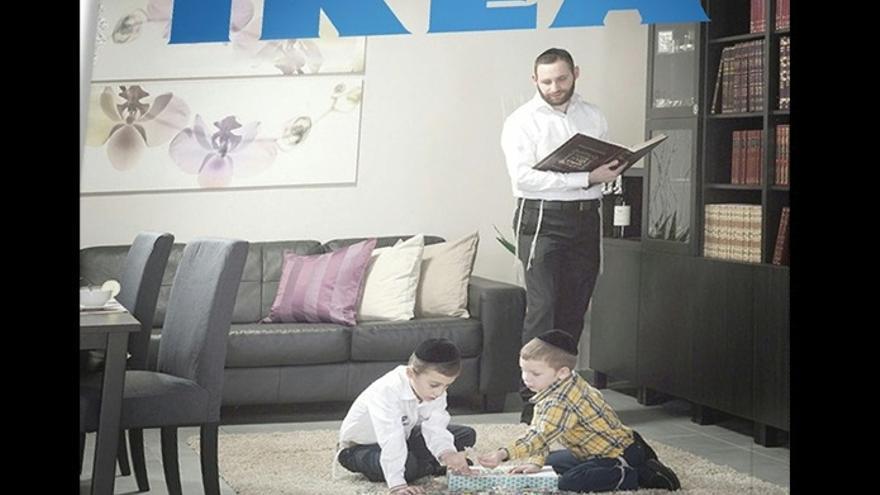 Portada del folleto de Ikea
