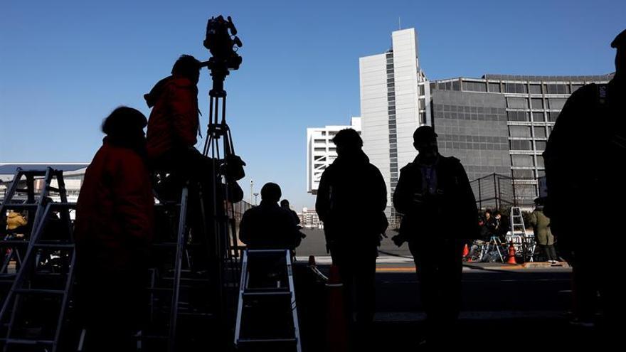 La fiscalía de Tokio anuncia nuevos cargos contra Carlos Ghosn