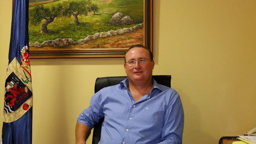 Antonio Pozo Pitel alcalde Guadiana Caudillo