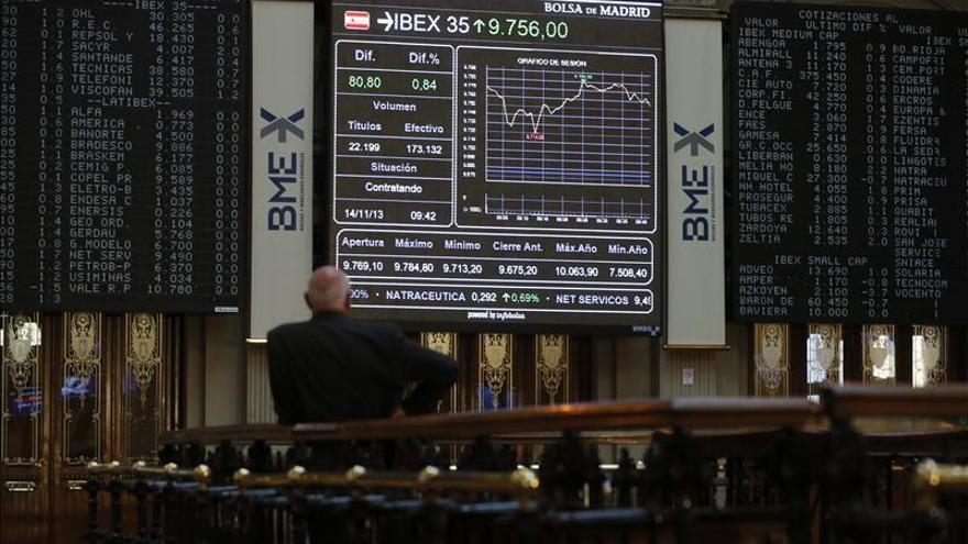 El ÍBEX 35 cae el 0,66 por ciento tras la apertura y pierde los 9.500 puntos