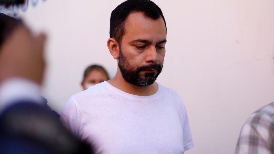 Envían a la cárcel a salvadoreño acusado de desaparecer y matar a su esposa