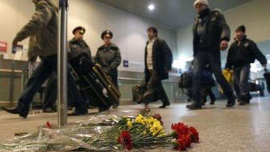 Luto tras el atentado. (EUROPA PRESS)