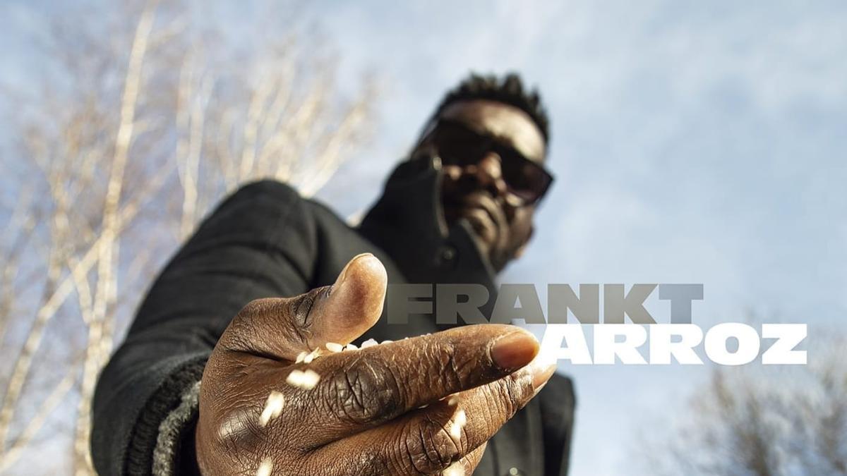 Frank-T y su nuevo álbum 'Arroz'