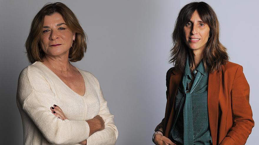Sonia Martinez y Montse García