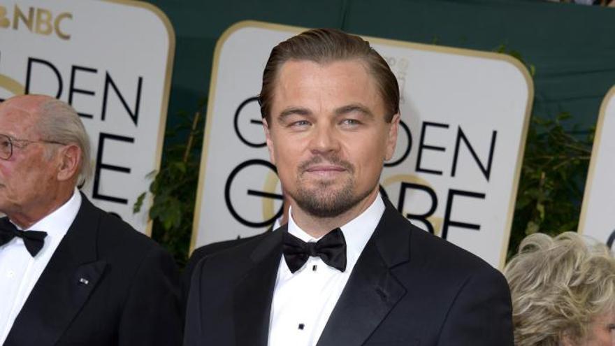 Leonardo DiCaprio le arrebata el Globo de Oro al guatemalteco Óscar Isaac