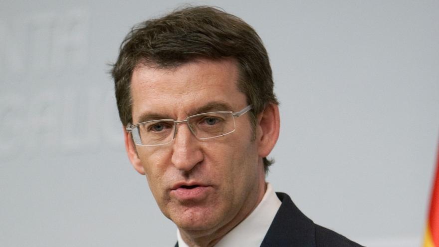 """Feijóo destaca que las cifras del PIB acreditan que Galicia está """"en la buena senda económica"""""""