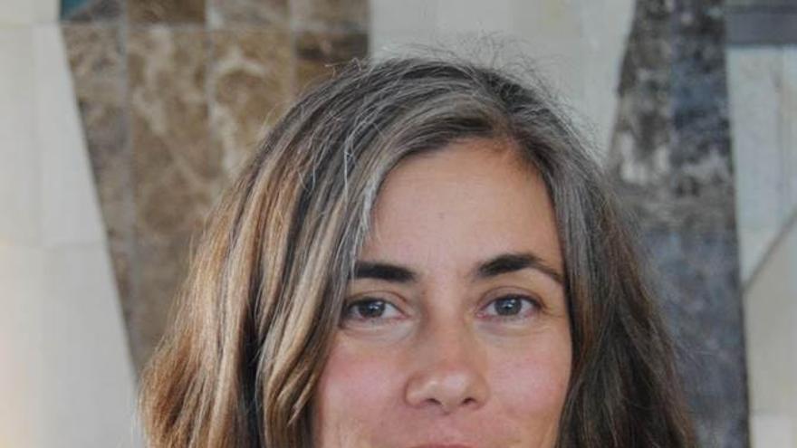 La investigadora Cristina Sánchez.