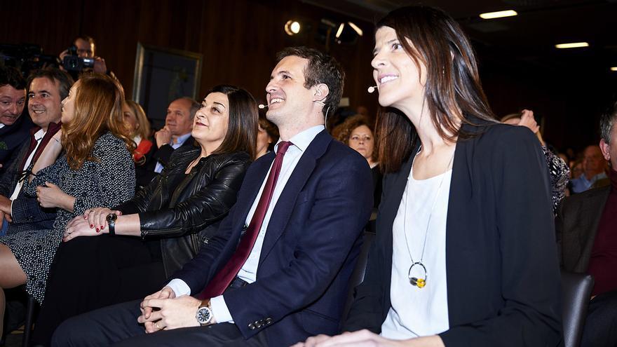 Beitia formaliza la renuncia a su acta de diputada y será sustituida por María Antonia Cortabitarte