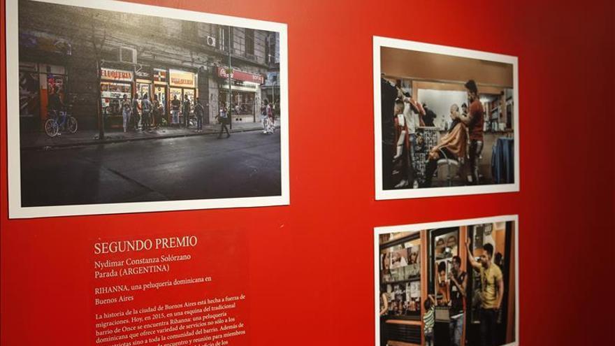 Exposición en Uruguay muestra una mirada iberoamericana sobre la emigración