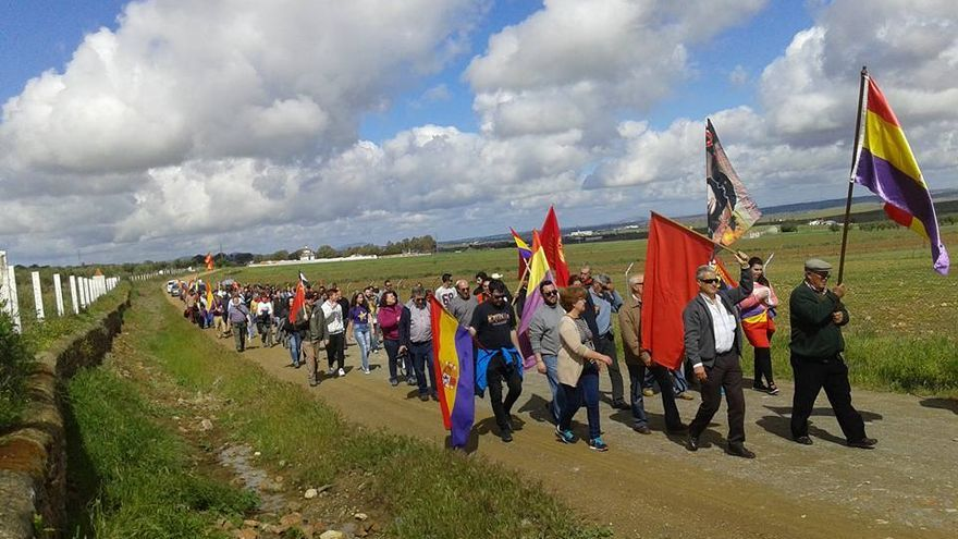 Marcha este domingo al campo de concentración de Castuera en la Serena