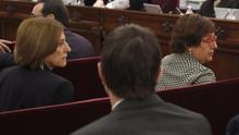 Forcadell lleva al Tribunal de Estrasburgo su situación de prisión preventiva