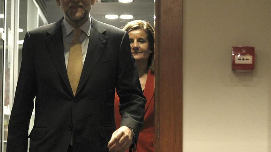 """Rajoy pide """"más coraje"""" a la UE ante la persistente recesión en la eurozona"""