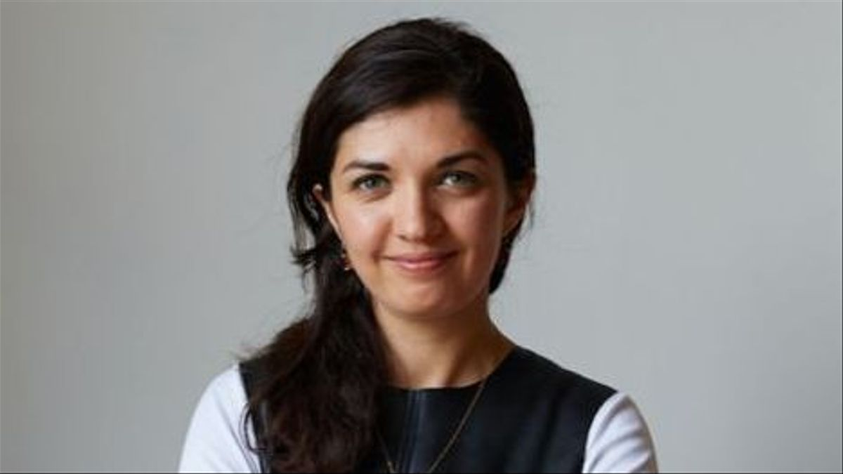 Zarlasht Halaimzai, refugiada afgana en Reino Unido.