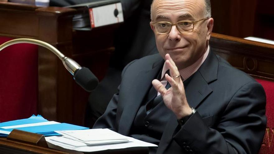 Cazeneuve supera el voto de confianza de la Asamblea Nacional francesa