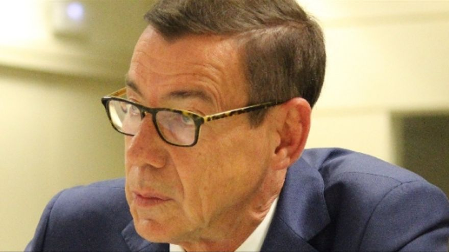 Antonio Clemente, senador del PP