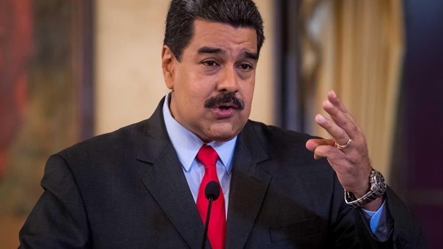 Maduro pide a la OPEP solidaridad y apoyo frente a Estados Unidos