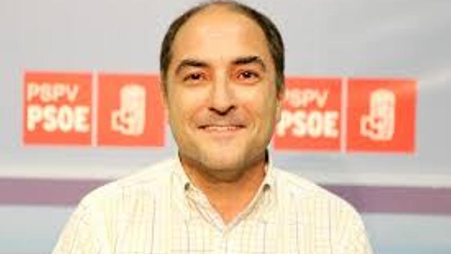 El exsecretario general del PSPV-PSOE de Orihuela.