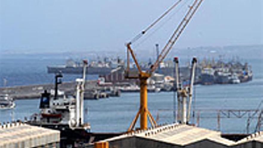 Puerto de La Luz y Las Palmas.
