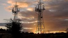 Imagen de archivo de una instalación eléctrica.