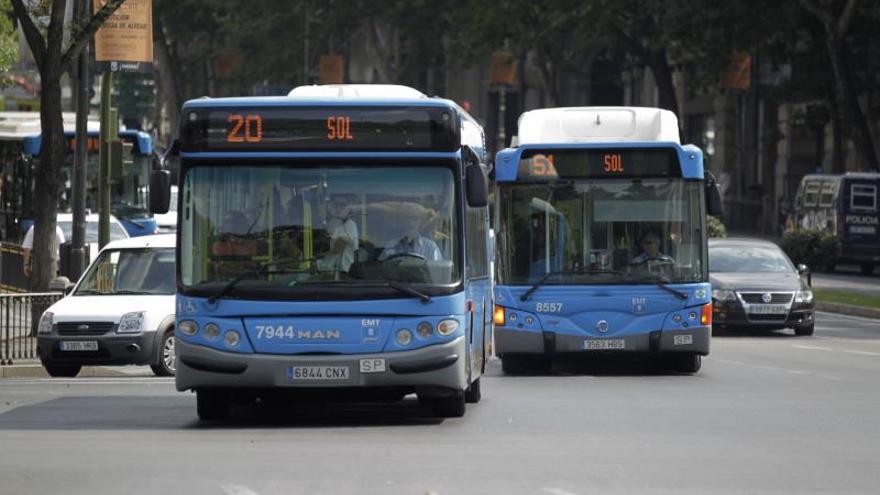 Los precios del transporte en la Comunidad no subirán por primera vez en 30 años