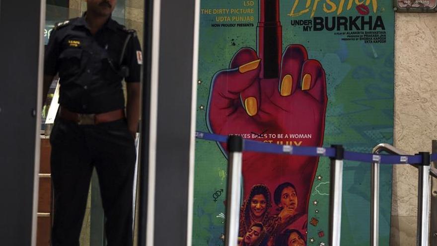 """India estrena la película """"sexual"""" feminista que ganó la batalla a la censura"""