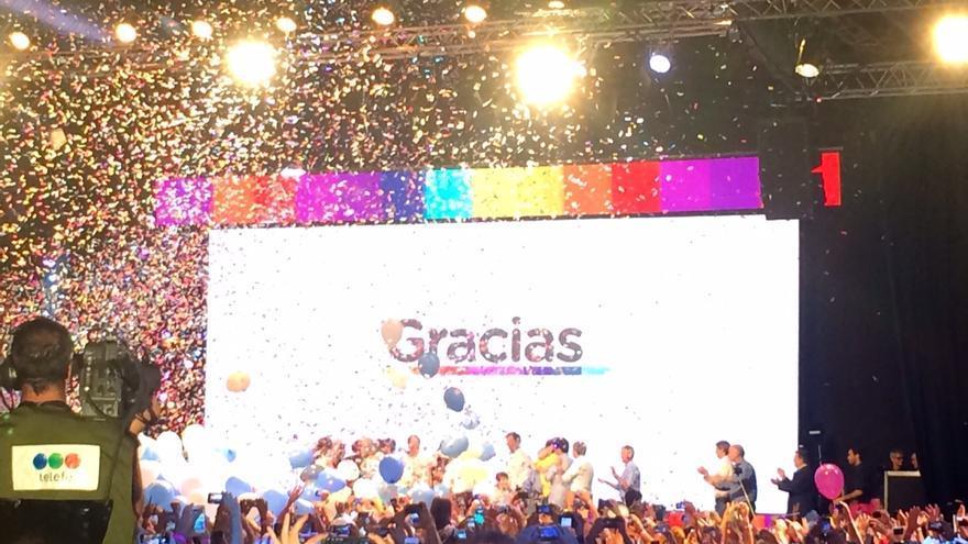 La alianza opositora de Mauricio Macri gana las elecciones en Argentina