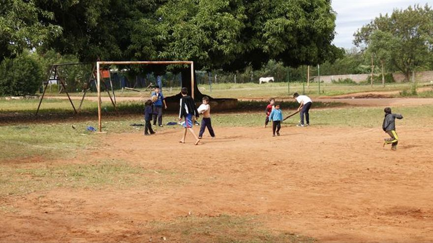 Un lugar en Paraguay donde rehabilitar las vidas callejeras de menores